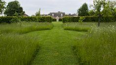 Meadow - Garden Designer Justin Spink Cottage Garden near River Thames