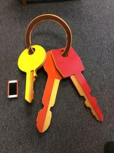 Handmade wood key sculpture Key, Sculpture, Retro, Wood, Handmade, House, Hand Made, Unique Key, Woodwind Instrument