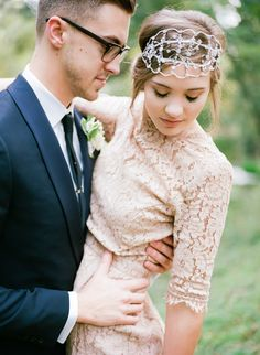 embellished bridal headband, photo by Marcie Meredith Photography http://ruffledblog.com/south-african-inspired-photography-workshop #wedding #headbands #hairaccessories