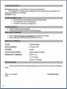Simple Resume format for Freshers New Resume format Pdf for Freshers Latest Professional Resume formats In Word format for Free Basic Resume Format, Latest Resume Format, Professional Resume Format, Resume Format Examples, Resume Format Download, Resume Pdf, Sample Resume Templates, Cv Format, Templates Free