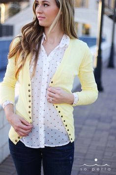 Best Selling Long Button Cardigans | Jane