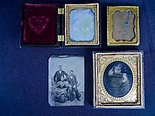 Collection of Early Photography, 19th C. WWW.JJAMESAUCTIONS.COM