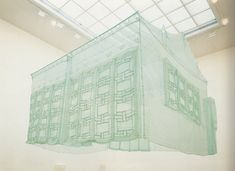 *by doh ho suh, home within home -- perfect home II