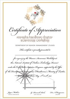 @for mY oWn Certificate own cReatION