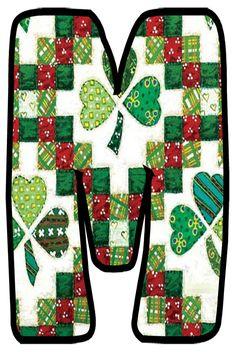 Monogram Alphabet, Advent Calendar, Symbols, Quilts, Stickers, Holiday Decor, Frame, Floral, Moana