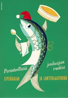 Traditional Christmas Dishes in Finland ~ Matti Salmi