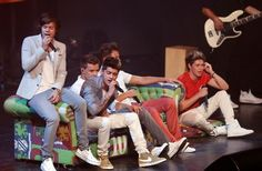 The way they sit on couches<3