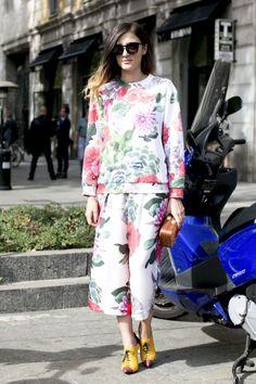 Street style: les plus beaux looks romantiques | Femina