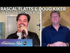 Doug Kiker RETURNS to for a heartwarming performance with Grammy winners Rascal Flatts. See more of American Idol 2020 on our. Country Music Quotes, Country Music Lyrics, Country Songs, Bless The Broken Road, Luke Bryan Quotes, Music Competition, Fake Smile Quotes, Country Girl Problems, Zac Brown Band