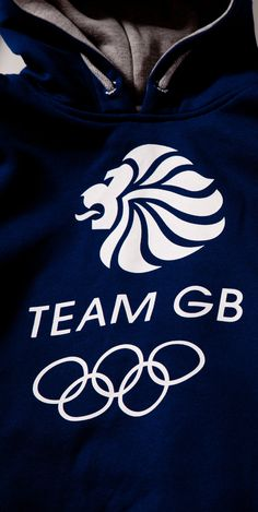 It's all about the Team GB logo hoody!