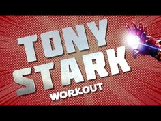 'AVENGERS TRAINING ACADEMY' - TONY STARK HIIT WORKOUT (AVENGERS: INFINITY WAR) - YouTube Online Workout Videos, Exercise Videos, New Avengers Movie, Youtube Workout, Training Academy, Cool Art Projects, Brain Breaks, Exercise For Kids, Avengers Infinity War