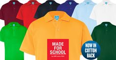 Keep your cool and be comfortable all day in our new cotton backCoates Plain Polo.