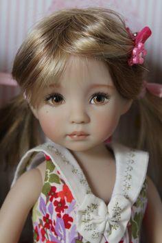 "Dianna Effner 13"" Little Darling Doll: Leonie"