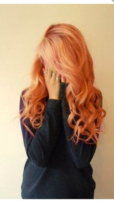 Gonna dye it blonde (it will turn out orange) so I can get my fire hair brighter