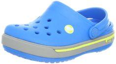 Crocs Crocband II.5 Clog Kids Unisex-Kinder Clogs, Blau (Ocean), 24-26 - http://on-line-kaufen.de/crocs/24-26-eu-crocs-crocband-ii-5-clog-kids-unisex-kinder