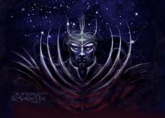 Morgoth of The Silmarillion concept    http://www.sirielle.com/