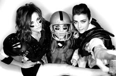 #TBT to #DreamBowl 2015 w/ @KrisAlderson @MollyBurnett @AllisonPaigeN for #DreamLoudOfficial DreamLoudOfficial.com / Photograph By @Bradley206 #BradEverettYoung / Stylist @JamieKayBohannon #JamieBohannon #DreamLoud #RyanCarnes #KristinAlderson #MollyBurnett #AllisonPaige #NBC #Days #DaysOfOurLives #DOOL #GH #GeneralHospital #SuperBowl #Football #Sony / Photo taken w/ the @Sony #A3000