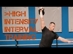 Quick HIIT Workout - Intense FAT BURNING workout in only 8 mins. - Kettlebell Movement
