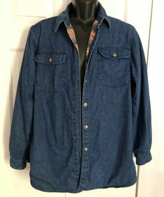 Levi/'s Men/'s Lined Trucker Jean Jacket Small NWT Black Snap Buttons Red Tab S LS