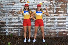Couples Costume | CGH | Brooklyn & Bailey
