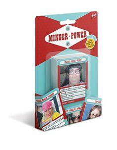 Minger Cards