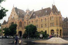 Hungary - Kecskemét, City Hall