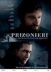 Prisoners on DVD December 2013 starring Hugh Jackman, Jake Gyllenhaal, Melissa Leo, Paul Dano. How far would you go to protect your child? Keller Dover (Hugh Jackman) is facing every parent's worst nightmare. His six-year-old daughte Films Hd, Films Cinema, Hd Movies, Movies And Tv Shows, Watch Movies, Movies Free, Movies 2014, Popular Movies, Comedy Movies