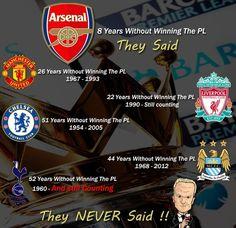 ¯_(ツ)_/¯ #Arsenal