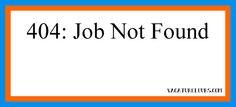 404: job not found. #solliciteren #werkloosheid - Vacatureluurs.com
