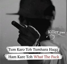 68 Ideas For Funny Hindi Quotes Thoughts Freaky Quotes, Love Quotes Funny, Girly Quotes, Funny Love, Hindi Attitude Quotes, Attitude Quotes For Boys, Bad Words Quotes, Caption For Boys, New Funny Jokes