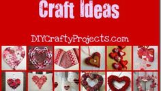 20 More Valentines Day Heart Craft Ideas