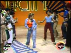 Soul Train Line For The Love Of Money O'Jays