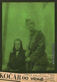Czech New Wave,Czechoslovakian film poster