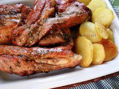 ASADO DE CERDO AGRIDULCE ~ Aromas de Mamá | Recetas de Cocina | aromasdemama.com