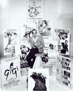 American filmmaker Vincente Minelli.
