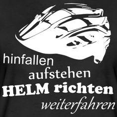 Helm richten, aufstehen Langarmshirts MTB Rennrad Fahrrad