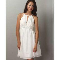 White Fashion #dress