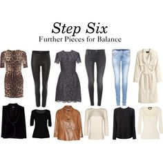 """Step Six"" by charlotte-mcfarlane on Polyvore"