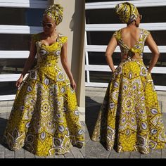 African Fashion – Designer Fashion Tips African Maxi Dresses, Shweshwe Dresses, African Dresses For Women, African Attire, African Wear, African Women, Modern African Dresses, African Style, African Inspired Fashion