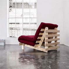 Rozkládací pohovka futon 90x200