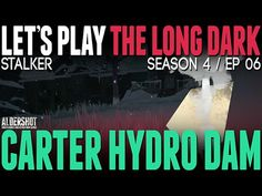Part2The Long Dark Forlorn Muskeg Map Cold and in the Dark