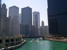 Chicago River – Wikipedia