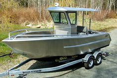 deep v center console aluminum boats - Google Search