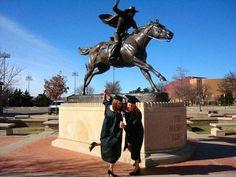 Texas Tech Graduation #kendrascott #teamkendrascott