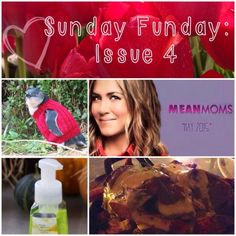 Sunday Funday: Issue 4 by Katie Crafts - Crafting, Sewing, Recipes and More! http://katiecrafts.com