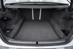 Trunk increased for 10 liters, luggage compartment volume is now 530 liters.