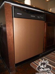 Brushed copper kitchen appliances | Cooking Appliances | Pinterest ...