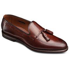 Grayson - Moc-toe Slip-on Loafer Mens Dress Shoes by Allen Edmonds