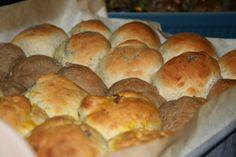 Bread & spices.