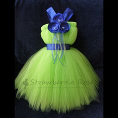 Flower Girl Dress Tutu Tutus Birthday Dress by StrawberrieRose, $89.95 THIS WILL BE PERFECT FOR JENNA!!!